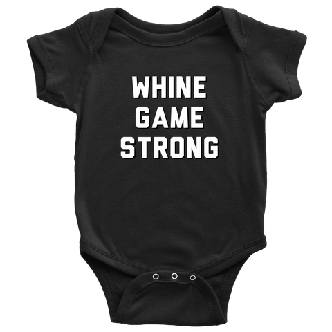 Whine Game Strong Kid Matching Set - Sorry Charli
