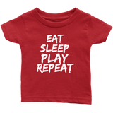 Eat Sleep Play Repeat Baby/Toddler - Sorry Charli