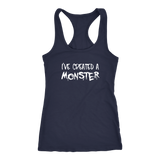 I've Created A Monster Tank Top Matching Set - Sorry Charli