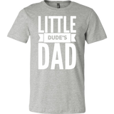 Little Dude's Dad Matching Shirt - Sorry Charli