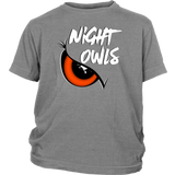 Night Owls Youth Shirts - Sorry Charli