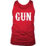 Gun Tank Top Adult Matching Set - Sorry Charli