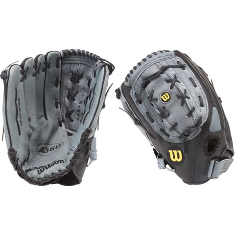 "WIlson A360 14"" grey/black Left"