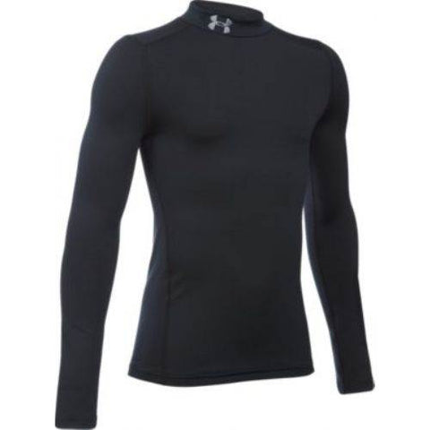 UA Cold Gear Mock youth black