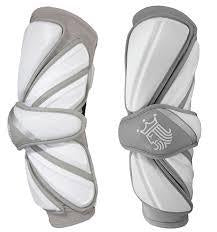 Brine King V Arm Guard white L