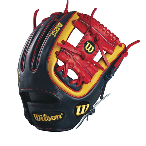 2018 Wilson A2K Brandon Phillips Game Model 11.5""