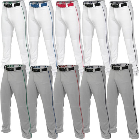 Easton Mako Adult Piped Baseball Pant