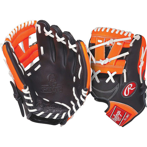 "Rawlings Gamer Series GXLE112NO Glove 11.25"" RHT"