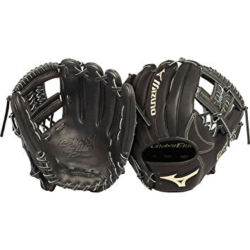 "Mizuno Global Elite GGE52VBK Glove 11.75"" RHT"
