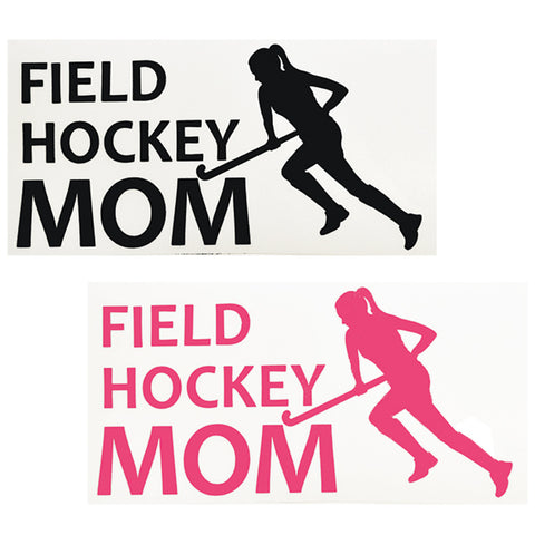 Field Hockey Decal