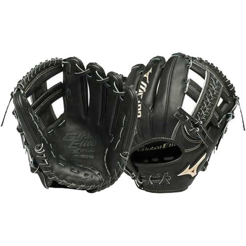 "Mizuno Global Elite GGE61VAXBK Glove 11.5"" RHT"
