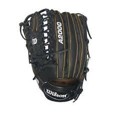 "2017 Wilson A2000 SuperSkin OT6 Glove 12.75"" LHT"