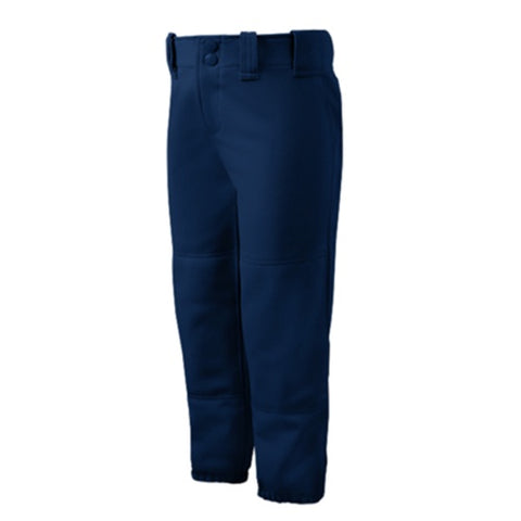 Mizuno Bleted Pant navy XL