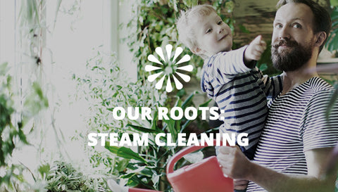 Our Roots: Steam Cleaning