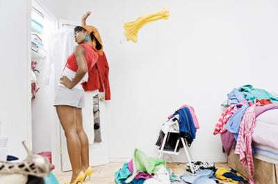 How to (Finally!) Clear the Clutter from Your Closet