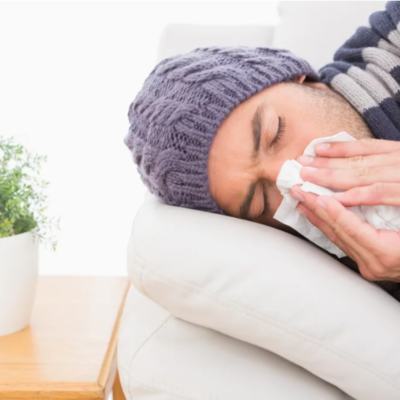 ARM YOURSELF FOR FLU SEASON