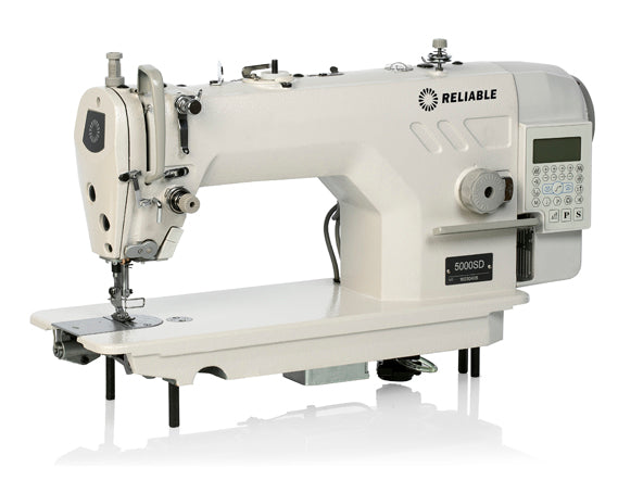 Reliable 40SD Single Needle Direct Drive Industrial Sewing Machine Gorgeous Cheap Sewing Machines