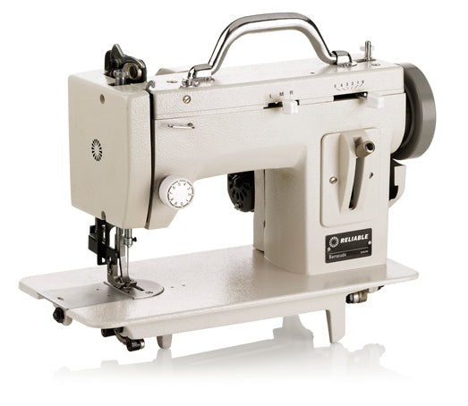 Reliable Barracuda 40ZW Walking Foot Zig Zag Sewing Machine Unique Small Sewing Machines