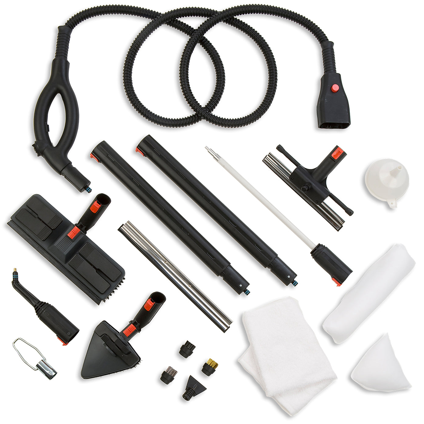 Many accessories available for product