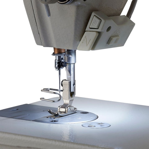 3300SD DIRECT DRIVE SINGLE NEEDLE SEWING MACHINE - LED LIGHT VIEW