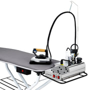 THE BOARD 500VB VACUUM & UP-AIR PRESSING TABLE - ERGONOMIC IRON REST