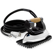 6000IS PROFESSIONAL STEAM IRON STATION - 2100IR PROFESSIONAL STEAM IRON AND SILICON IRON REST