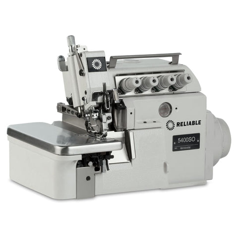 5400SO DIRECT DRIVE 3/4 THREAD SERGING MACHINE FULLY SUB