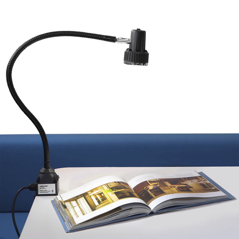 UBERLIGHT 3000TL SMD-LED TASK LIGHT WITH CLAMP
