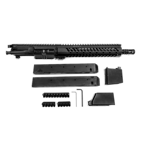 AR-45 Complete Upper Receiver Conversion Kit (DI)
