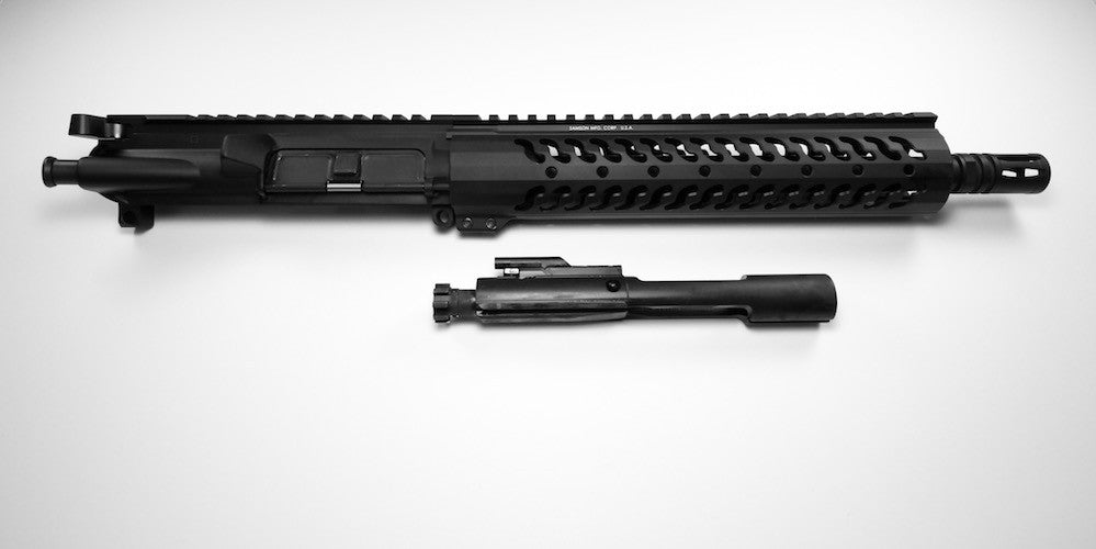 Macon Armory - AR-45  45 ACP conversion kits for AR-15 rifles