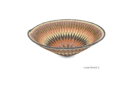 Kavango Basket, Large