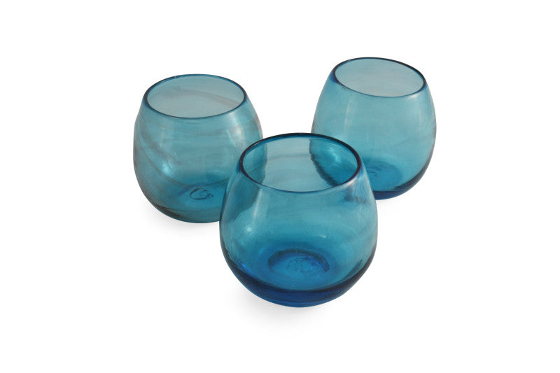 Blue Water Tumblers