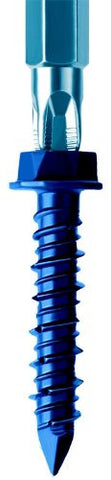 "#3 ACR3 2"" Driver Bits for KwikTap Concrete Screws"
