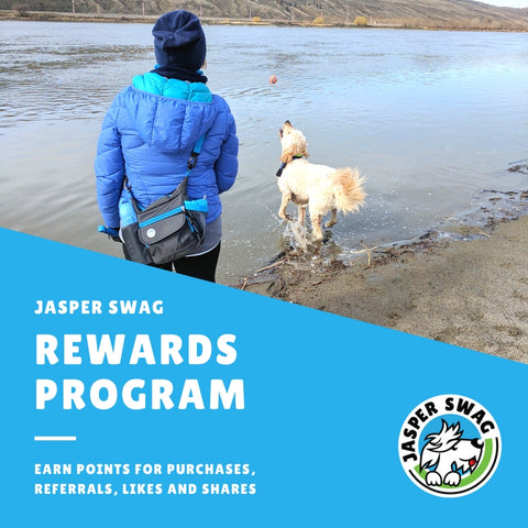 Jasper Swag Rewards Program