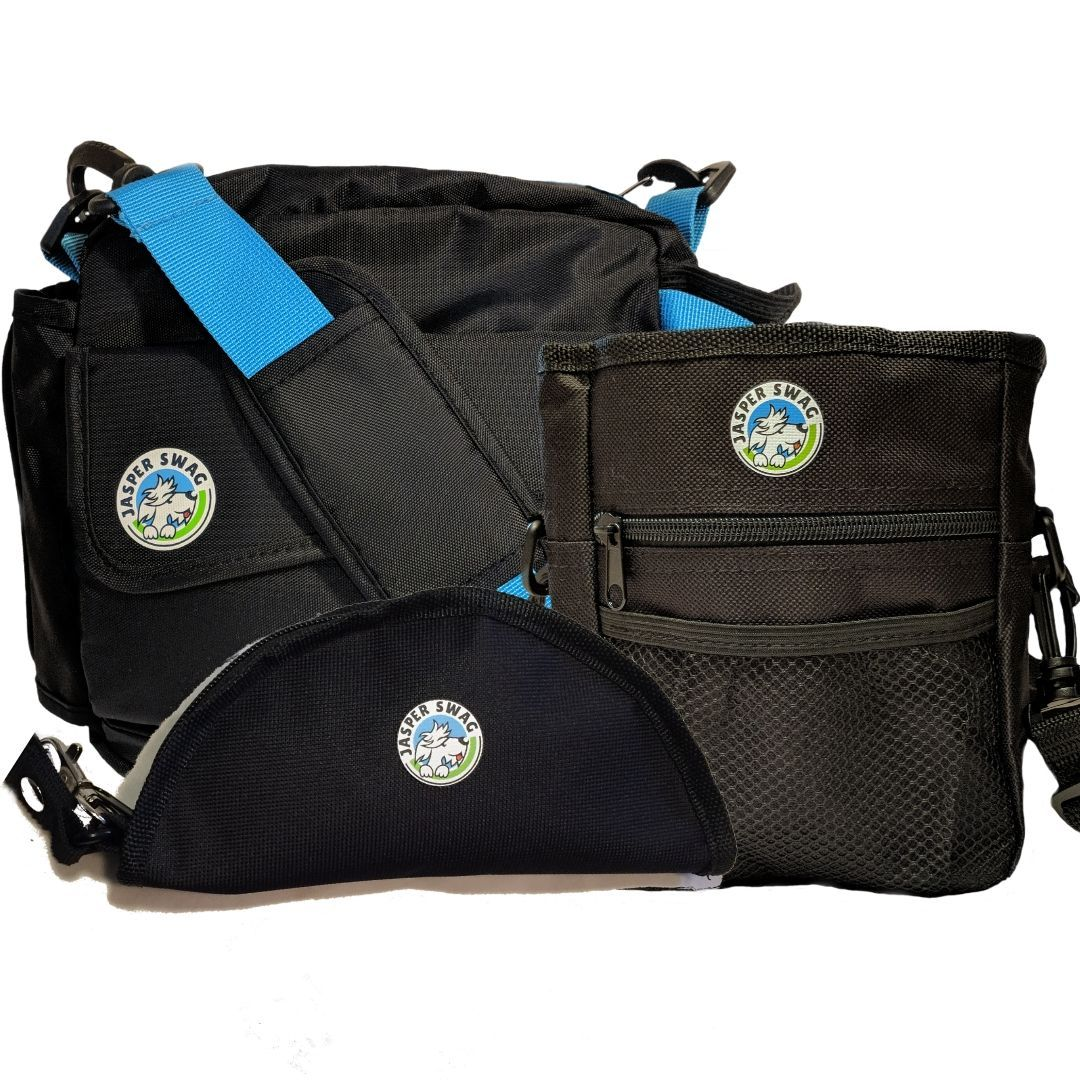 Get Up and Go Dog Walking Bag Package
