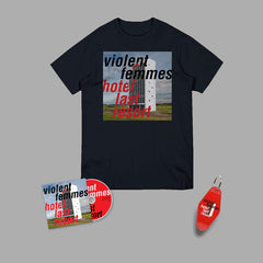 Hotel Last Resort CD & Tee Bundle