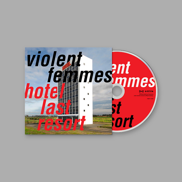 Hotel Last Resort CD