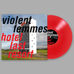 Hotel Last Resort Color Vinyl LP & Tee Bundle