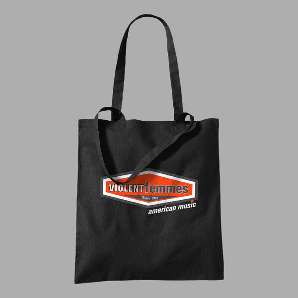 AMERICAN MUSIC TOTE BAG