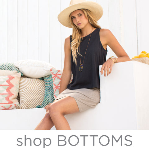 Organic Cotton Bottoms