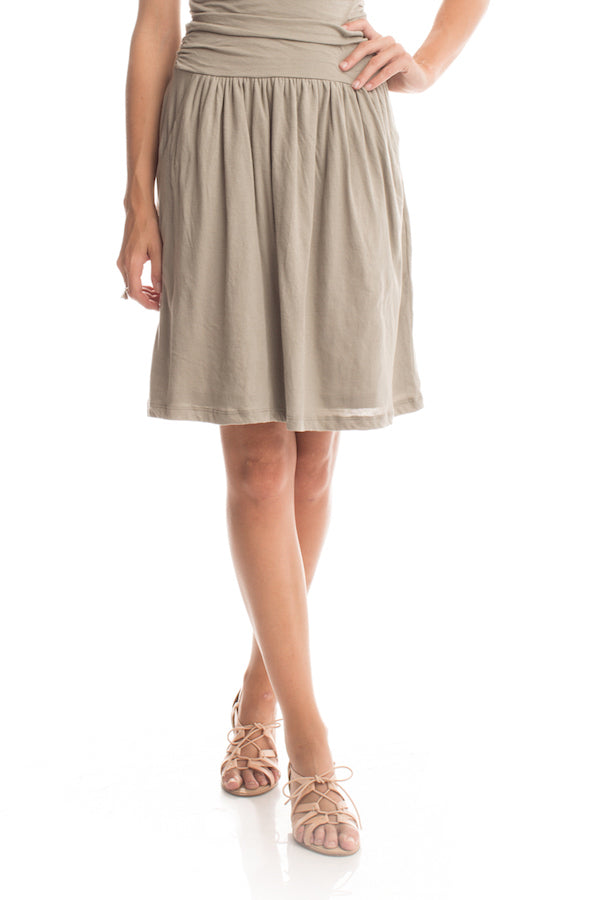 The Moxie Dress Skirt