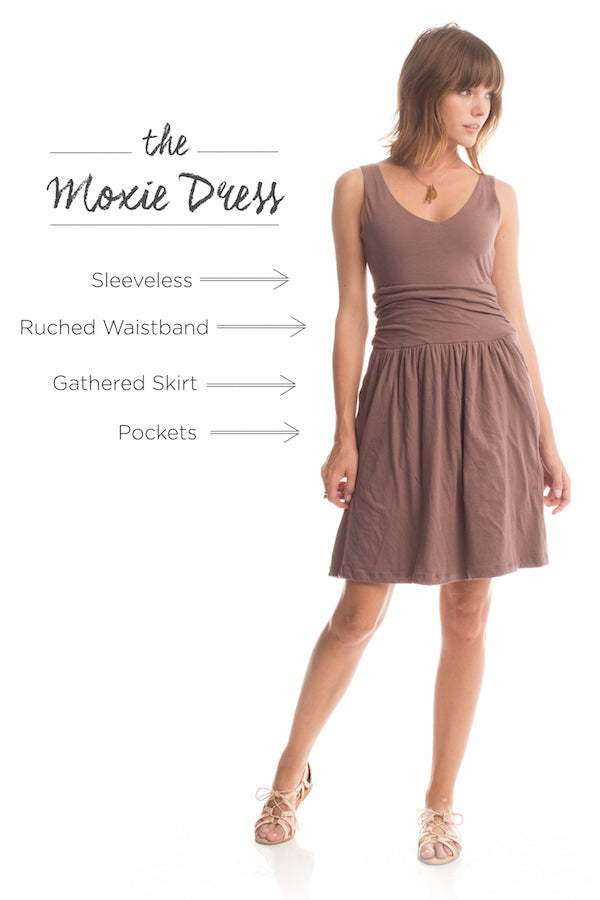 The Moxie Dress - Synergy Organic Clothing