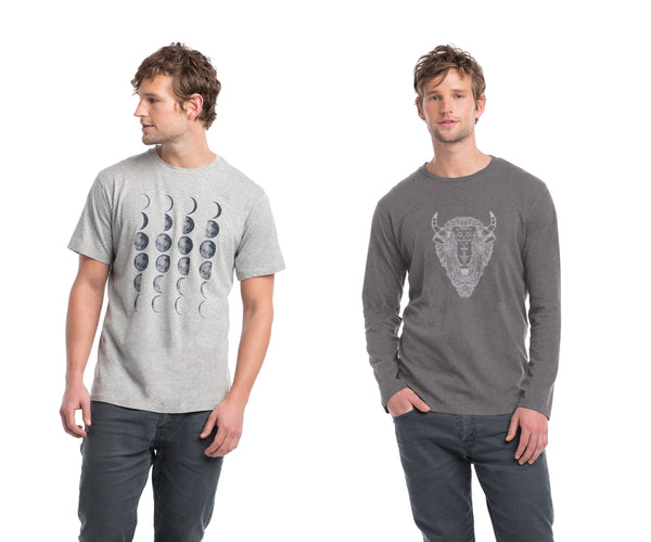 organic mens t shirt clothing