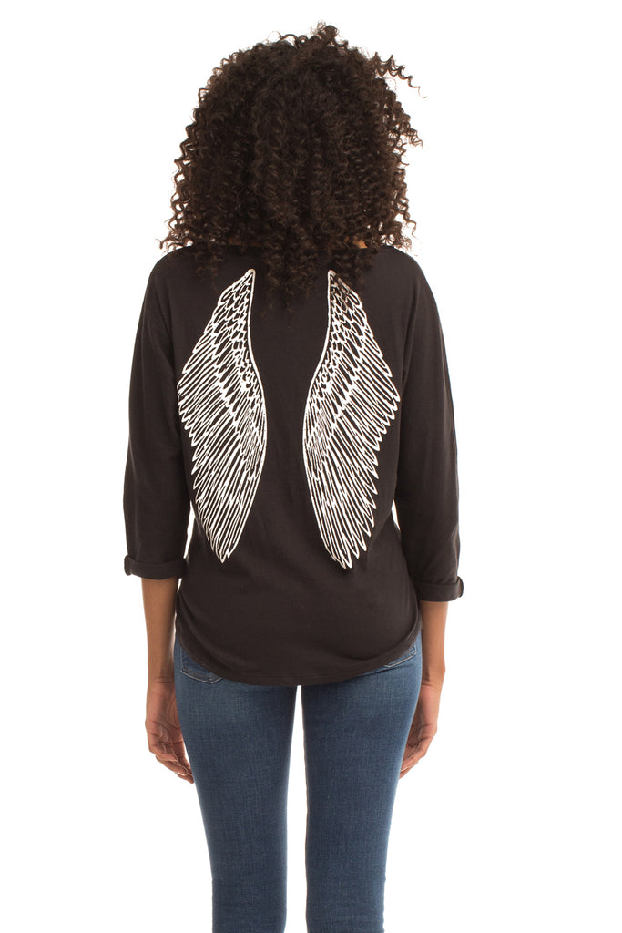 Wings High Roller Tee