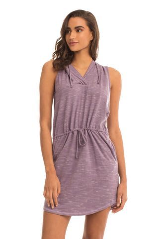 Space Dye Derek Dress