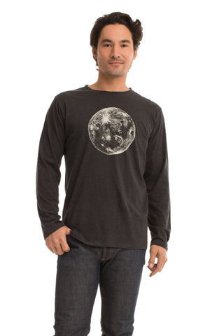 Full Moon Classic Long Sleeve Tee