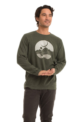 Mountain Moon Classic Long Sleeve Tee