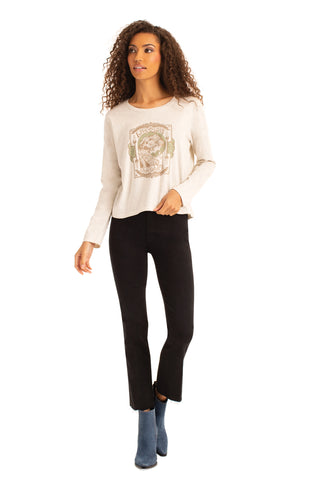 Tarot Goddess Long Sleeve Tee