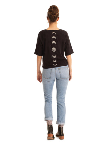 Moon Phases Casey Tee