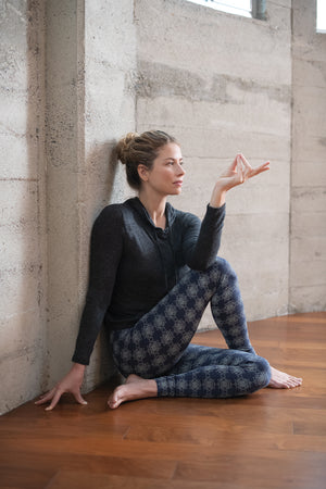 Sri Yantra Basic Legging